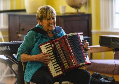 Candid photos from the 2019 Acadia Trad Festival in Bar Harbor, Maine.